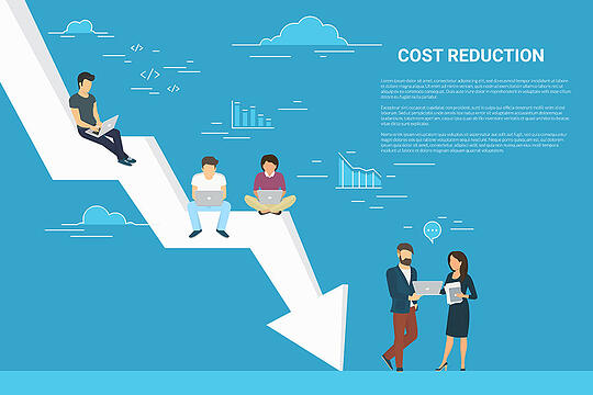Benchmarking for Insights into Cost Reduction
